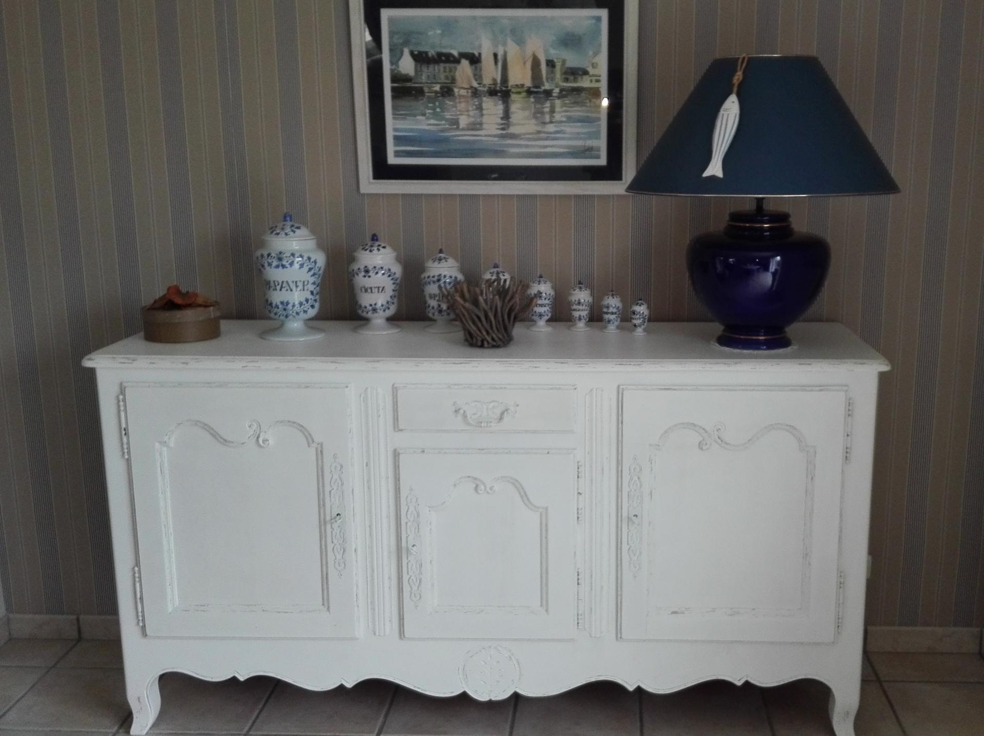 Enfilade Shabby Chic