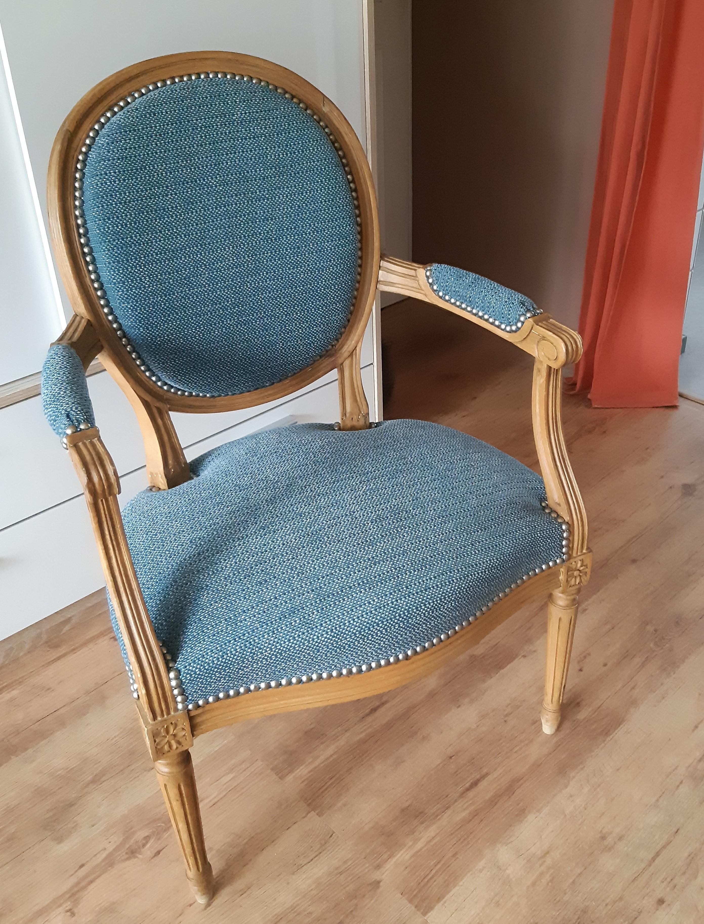 Louis XVI médaillon