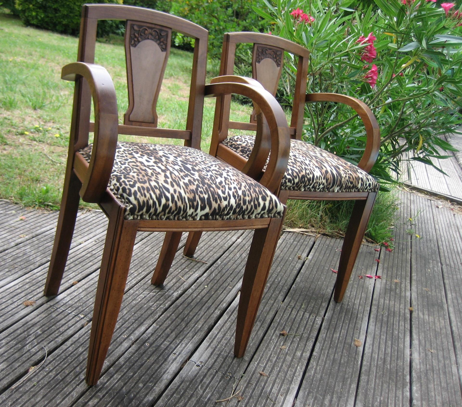Collection a bini lin impression leopard